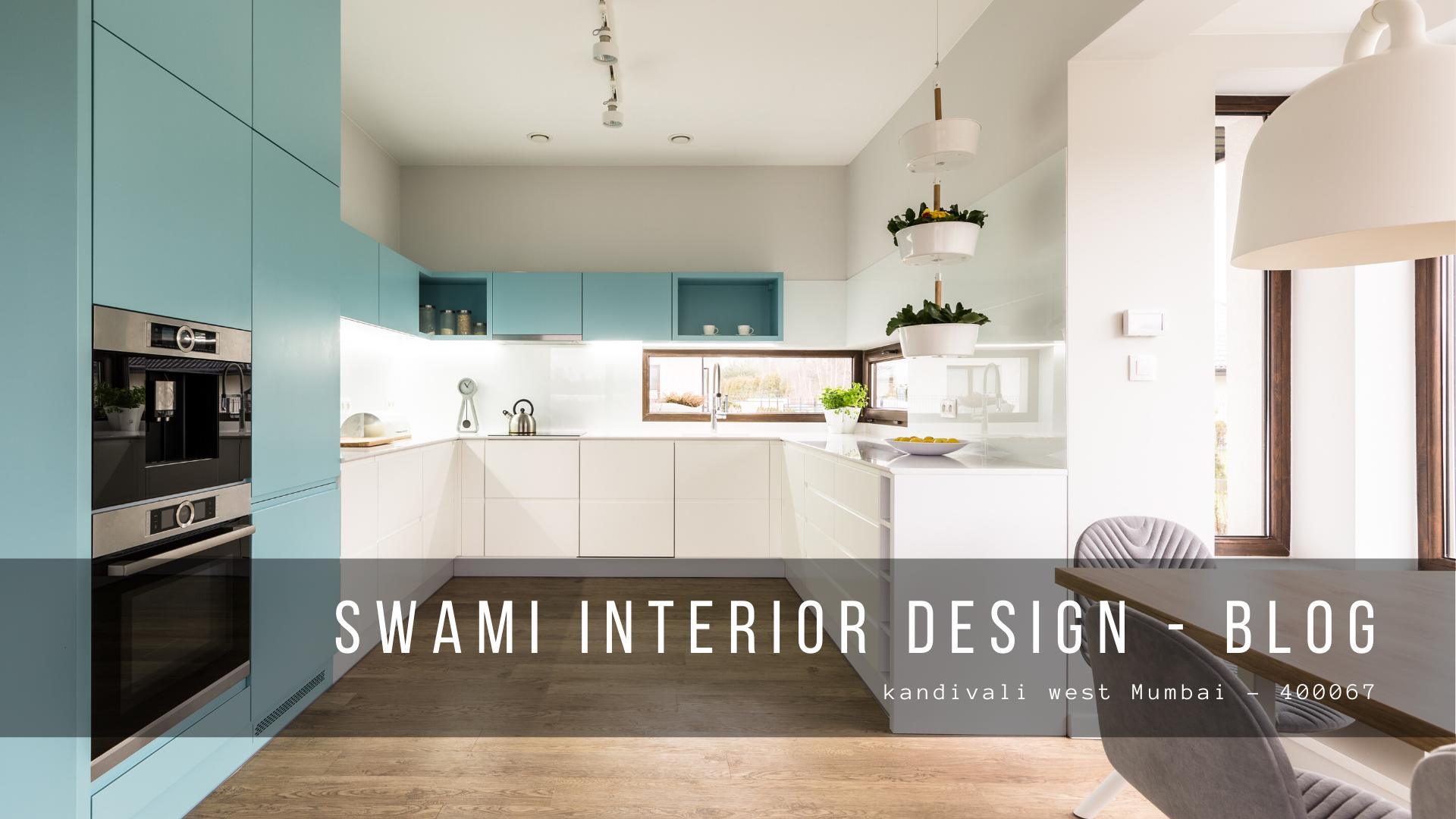 Kitchen Interior Design By Swami Interior Design